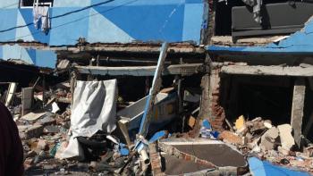 Explosión en restaurante de Azcapotzalco deja al menos dos heridos