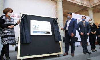 Guanajuato y el INAH ratifican colaboración de salvaguarda del patrimonio