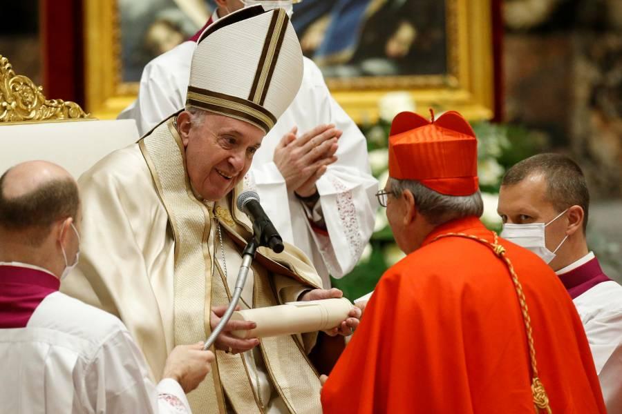 Papa Francisco designa nuevos cardenales, incluidos dos latinoamericanos y el primer afroestadounidense