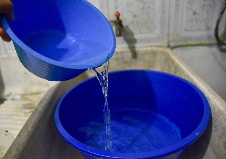 Hoy comienza la reducción del suministro de agua en el Valle de México