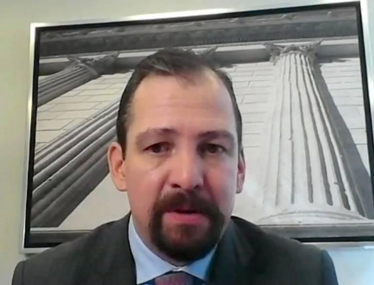 UIF pide congelar cuentas de José Luis Vargas, presidente del TEPJF
