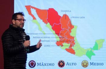 México rebasa los 105 mil fallecimientos por Covid-19