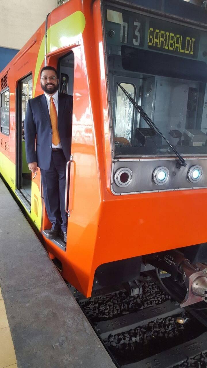 Historias en el metro: Bebé a bordo