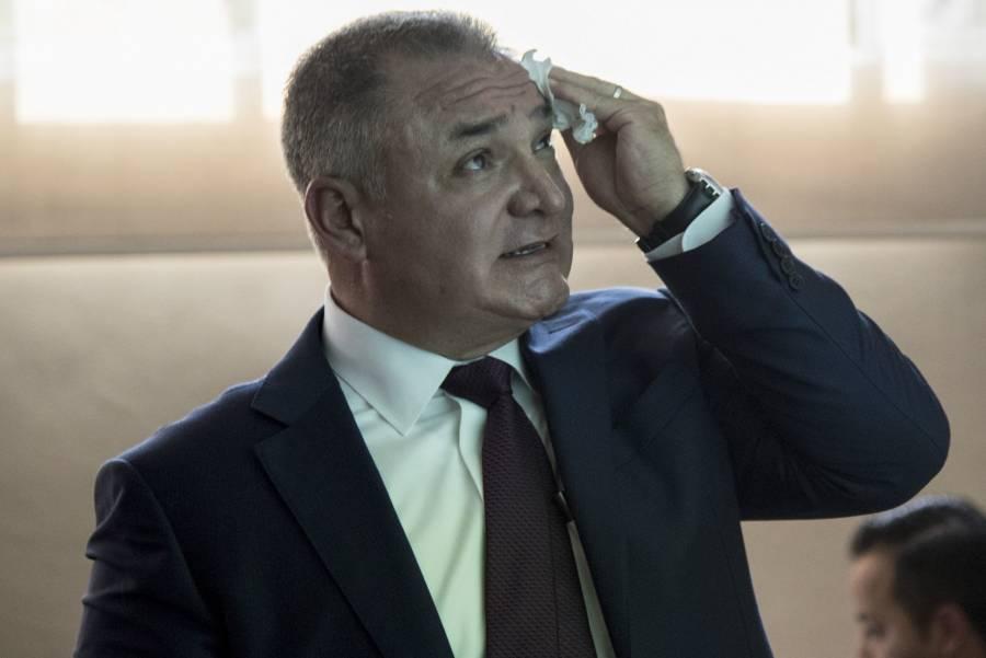 FGR busca la extradición de García Luna