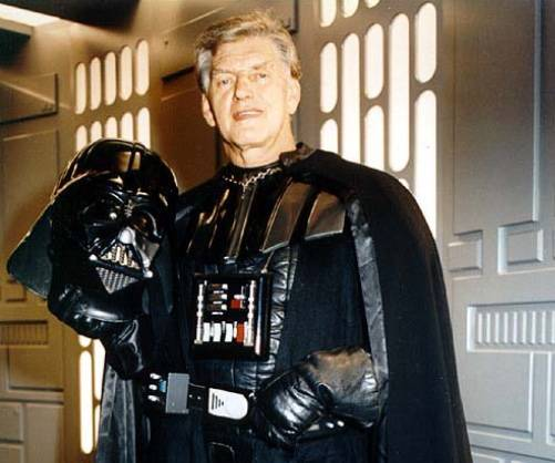Muere David Prowse, actor que dio vida a Darth Vader en Star Wars