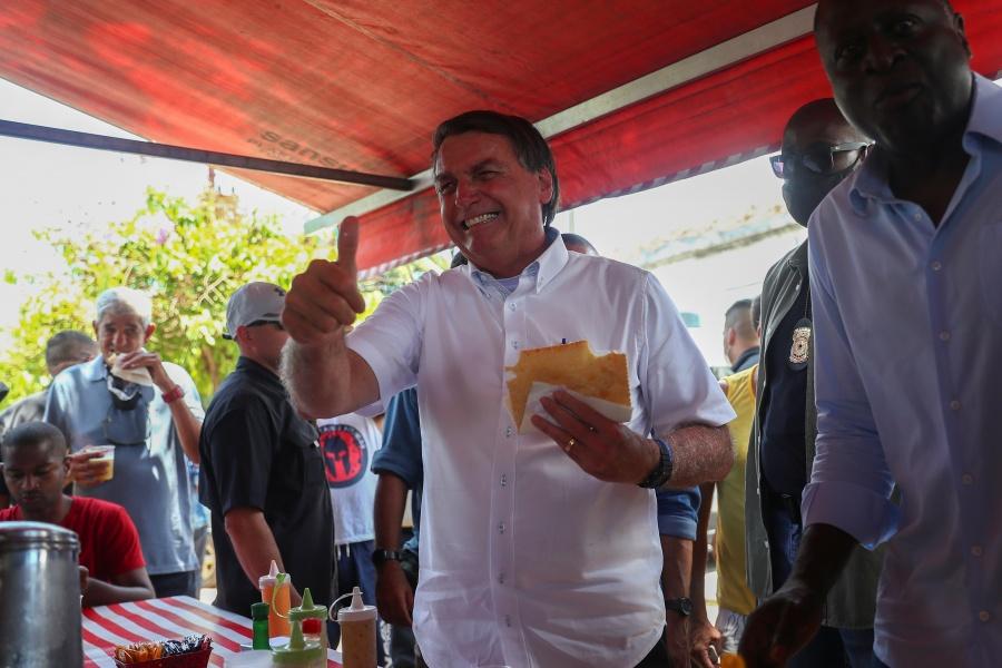 Bolsonaro, negacioncita del Covid, no se vacunará