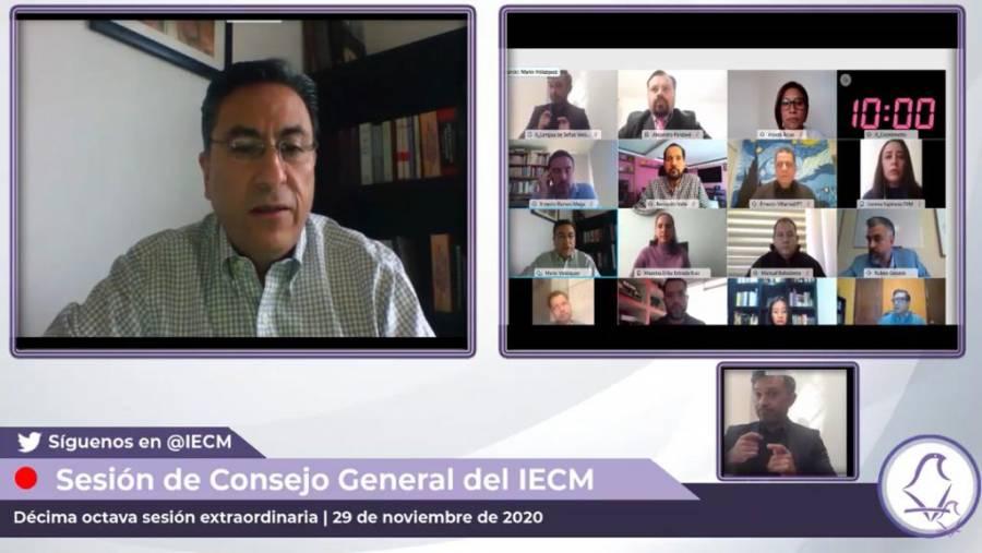 Define IECM lineamientos para trabajo en campo y atención al público