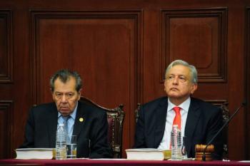 AMLO lleva dos años en el poder y la Cuarta Transformación no se ve: Muñoz Ledo