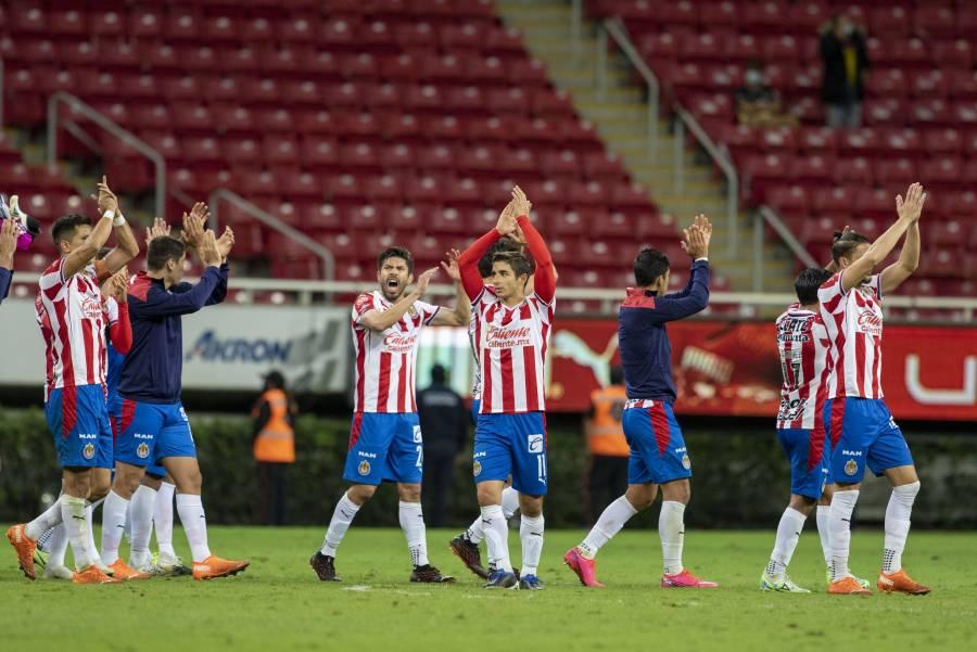 El Chivas vs León, a puerta cerrada