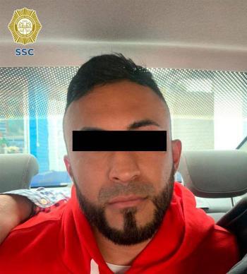 Detienen a presunto implicado con muerte de empresario francés en CDMX
