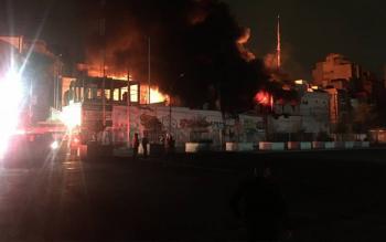 Descartan afectación a estación del Metro luego de incendio en subestación