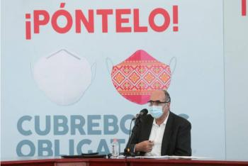Regresa Zacatecas a Semáforo Rojo ante casos de Covid