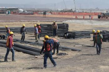 Obras de infraestructura generarán 400 mil nuevos empleos
