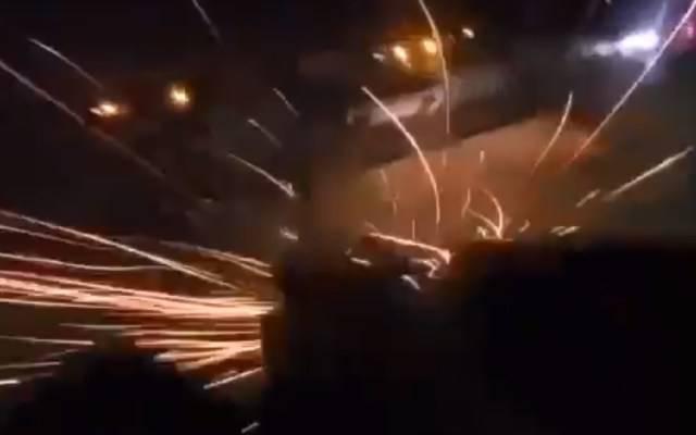 Video: Sujetos armados atacan a elementos de la Guardia Nacional en Michoacán