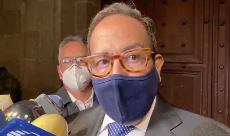 Segunda reunión en Palacio por outsourcing sin conclusiones