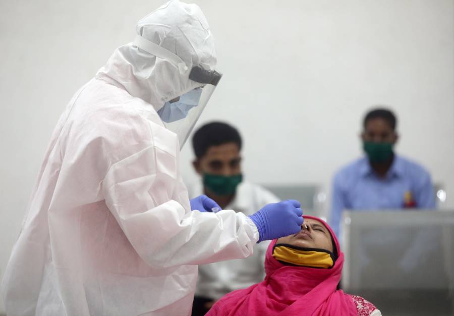 En la India no ven necesario vacunar a toda la población contra el COVID-19