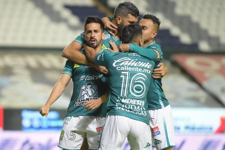 León reporta un caso positivo por Covid-19 previo a semifinal contra Chivas