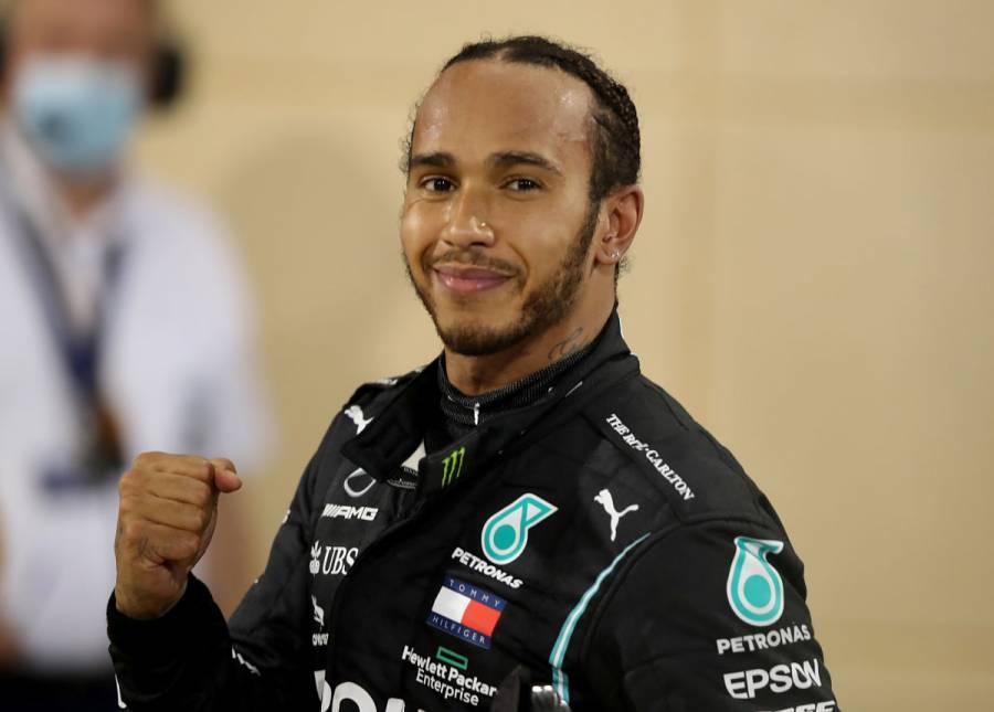 Lewis Hamilton da positivo a COVID-19; se perderá el GP de Sakhir