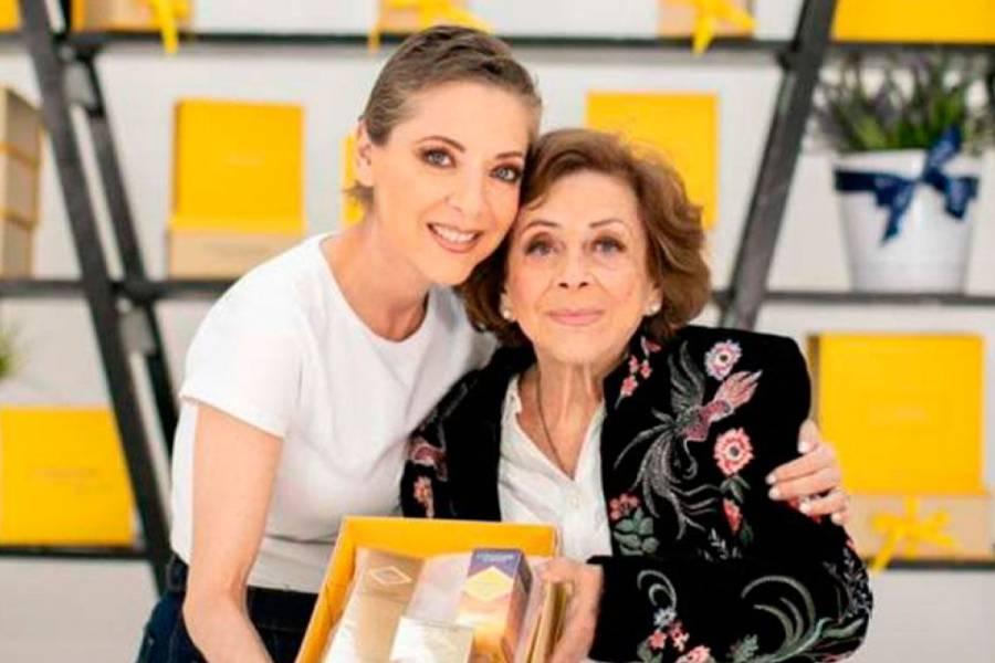 Falleció Ofelia Fuentes, la mamá de Edith González