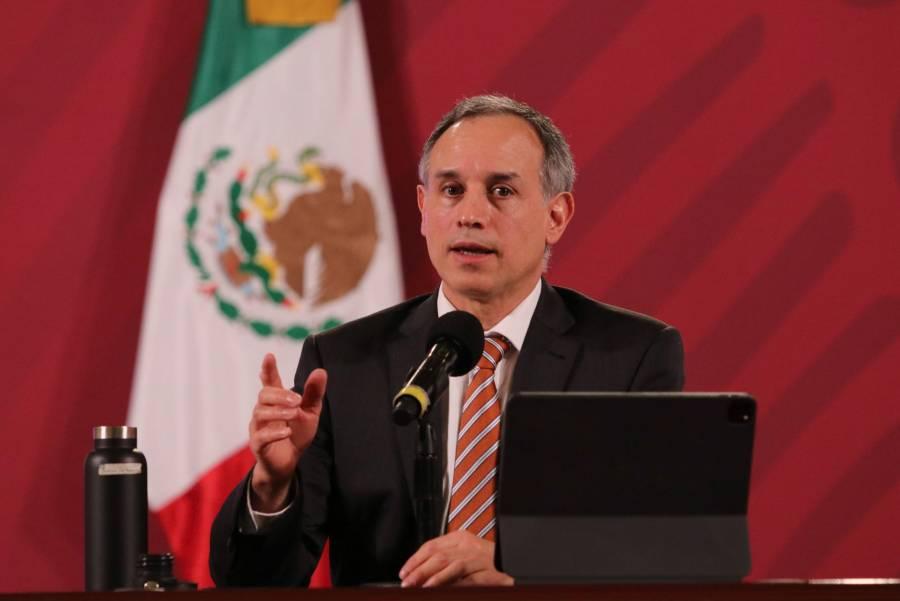 México reporta un millón 122 mil 362 casos de Covid-19 y 106 mil 765 fallecidos