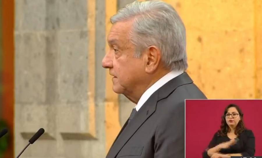 AMLO resalta combate a la corrupción en su segundo informe