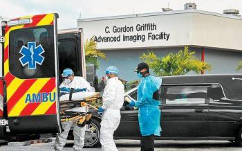 Florida alcanza el millón de casos de COVID-19