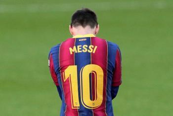 Barcelona enfrentará a Ferencvaros en Champions League sin Messi