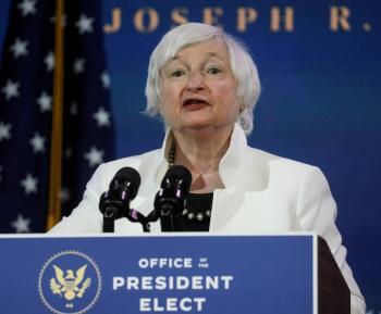 EEUU se enfrenta a una crisis histórica por la pandemia: Janet Yellen