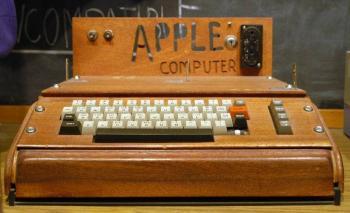 Subastarán Apple I original en un precio inicial de 50 mil dólares