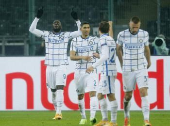 Inter supera al Monchengladbach y el Liverpool se mete a octavos