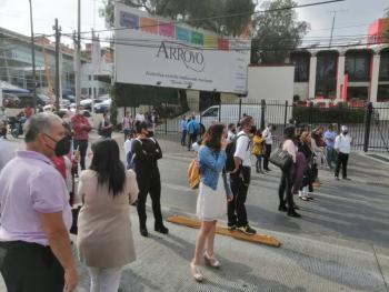 Golpeadores intentan tomar Restaurante Arroyo por disputa familiar