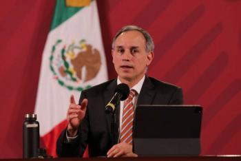 López-Gatell dijo que recomendación de OMS no es hacia el gobierno