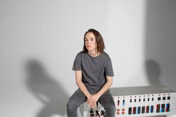 Artistas de Hollywood expresan su apoyo a Elliot Page