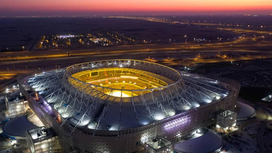 El cuarto estadio de Qatar 2022 será inaugurado el 18 de diciembre