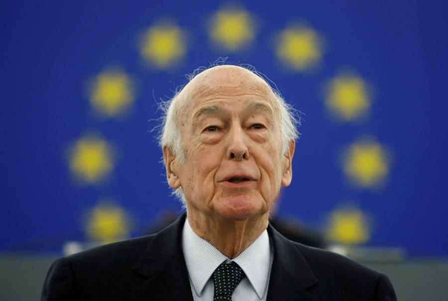 Por COVID-19, muere Valéry Giscard d'Estaing, expresidente de Francia