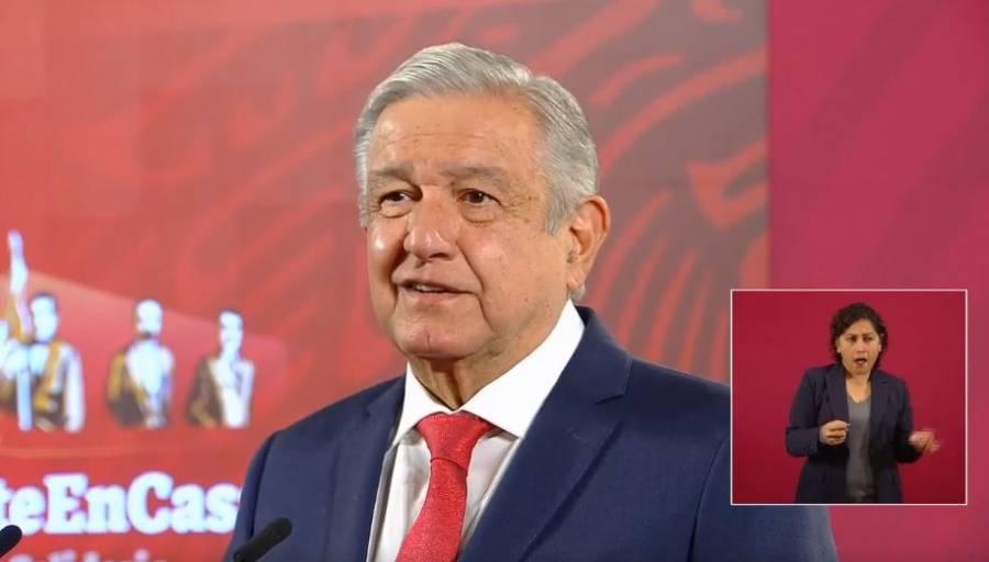 """""""Al señor ni lo conozco"""", dice AMLO sobre Gilberto Lozano"""