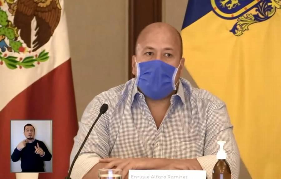 Gobernador de Jalisco anuncia que el regreso a clases presenciales será el 25 de enero