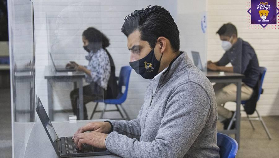 Amplía la UNAM cobertura de computadoras con internet gratis