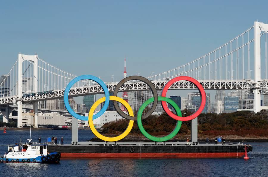 Durante Juegos Olímpicos, atletas serán evaluados de COVID-19 cada 96 horas