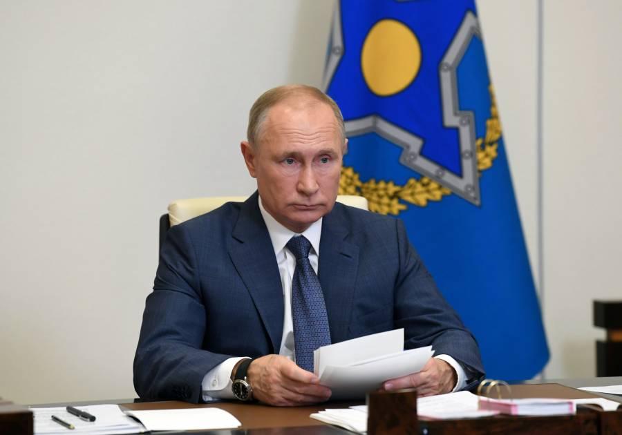 Putin ordena vacunación contra COVID-19 para la próxima semana