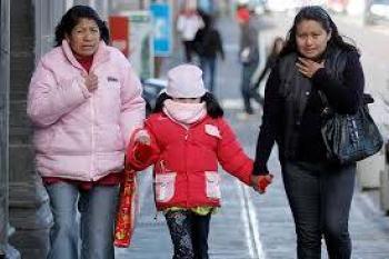 Continuarán bajas temperaturas en el país y CDMX