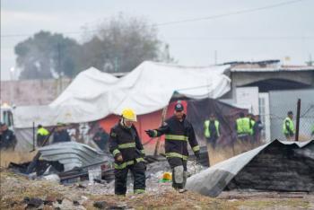 Tultepec encabeza lista de accidentes en México