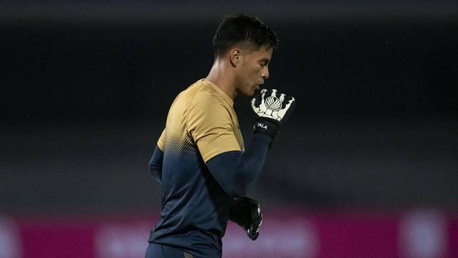 Alfredo Talavera aún no esta listo, dejará la semifinal en manos de Julio González