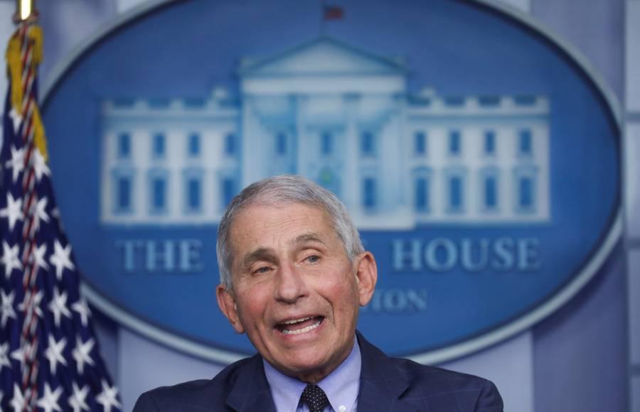 Biden mantendrá a Anthony Fauci como asesor contra el COVID-19