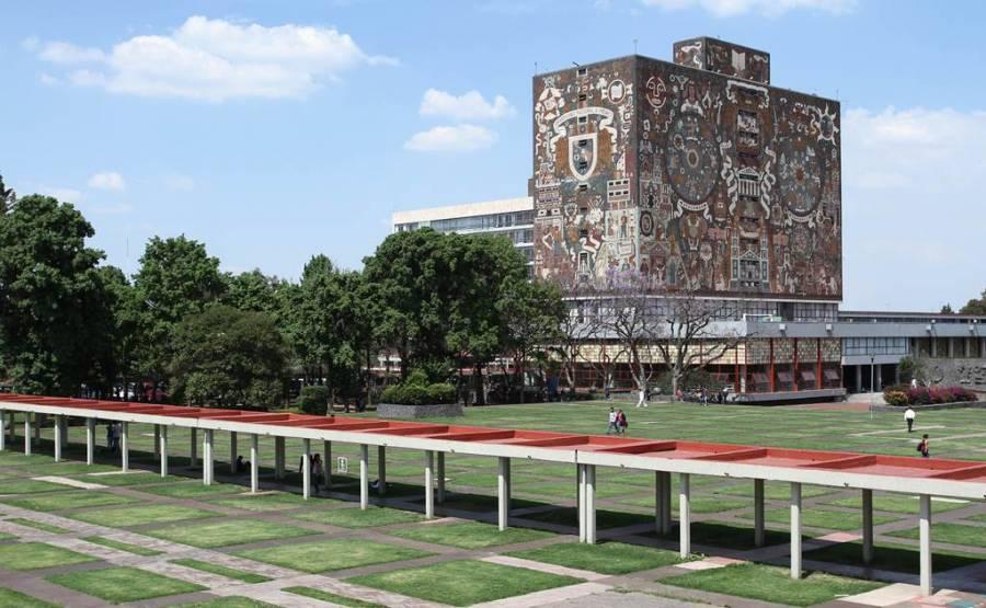 UNAM extiende suspensión de clases presenciales hasta marzo del 2021