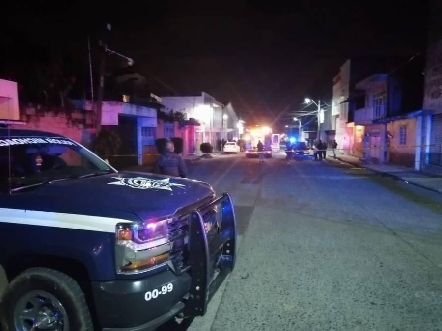 4 enfrentamientos armados simultáneos en Michoacán del CJNG