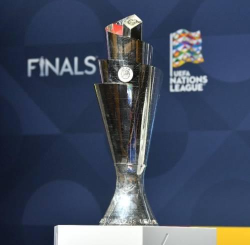 Italia vs España y Bélgica vs Francia, las semifinales de la UEFA Nations League