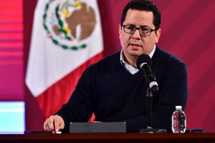 México reporta un millón 144 mil 643 casos de Covid-19 y 108 mil 173 fallecidos
