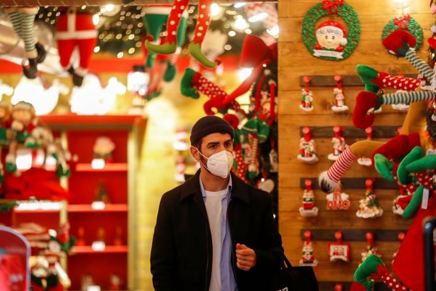 Italia prohibirá salir durante Navidad y Nochevieja