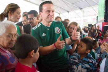 Mikel Arriola, tomaría el lugar de Enrique Bonilla como presidente de la Liga MX
